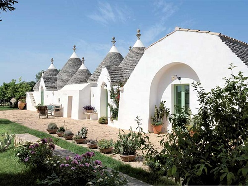 Trulli for sale in Italy