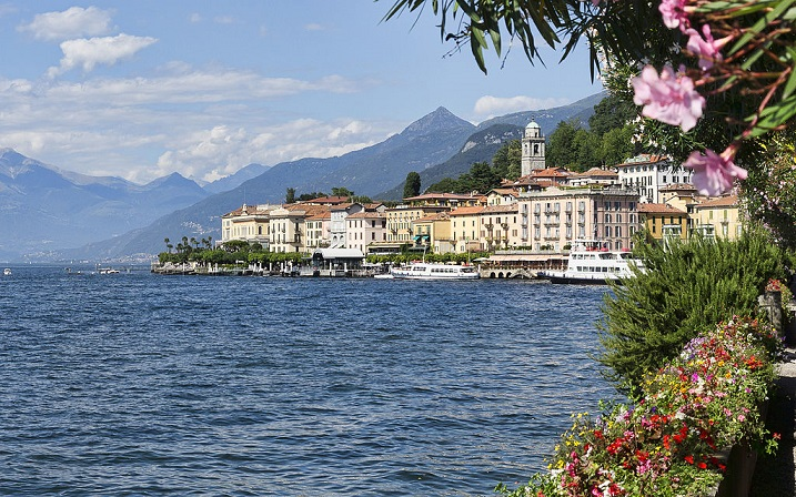 Bellagio is one of the beautiful towns dotted around the lakes. A perfect location to buy an Italian home with a lake view.