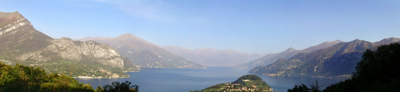 The classic Italian lakes